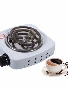 220V 500W EU Plug Electric Iron Stove Hot Plate Home Kitchen Cooker Coffee Heater Hotplate Household Cooking Appliances